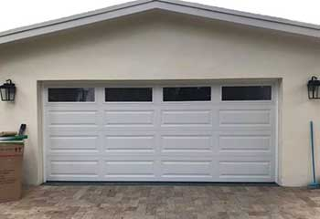 New Garage Door Installation Project | Garage Door Repair Longwood, FL