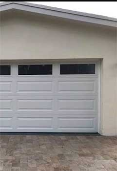 New Garage Door Installation, Longwood